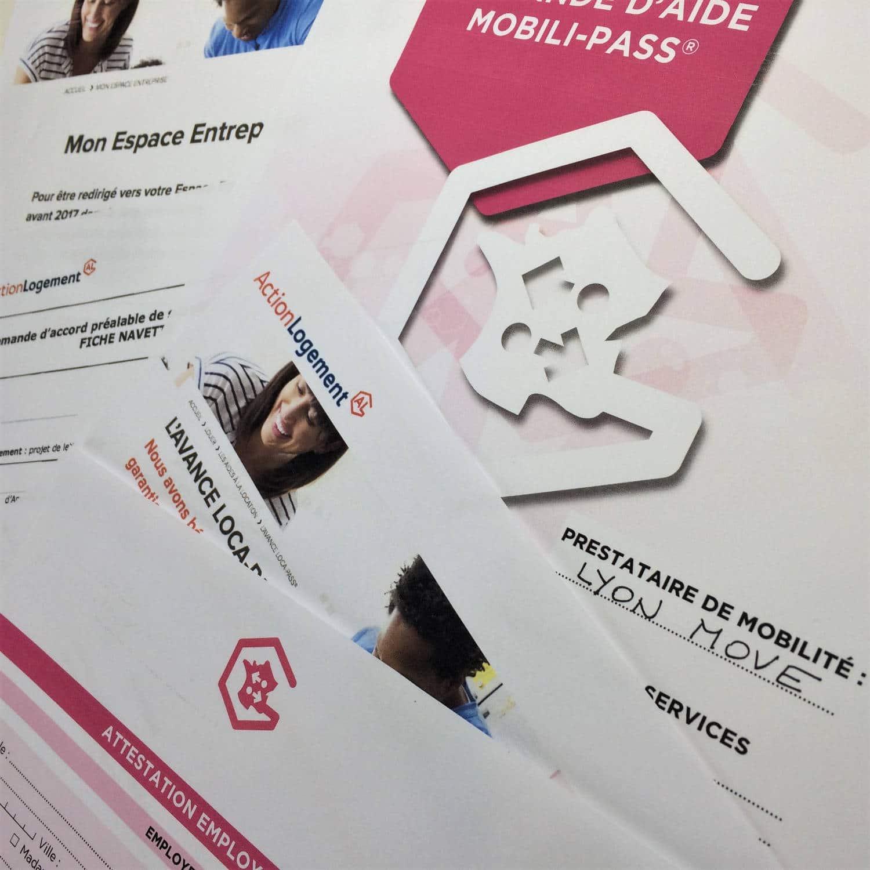 Lyon Move met en oeuvre votre dossier Action Logement